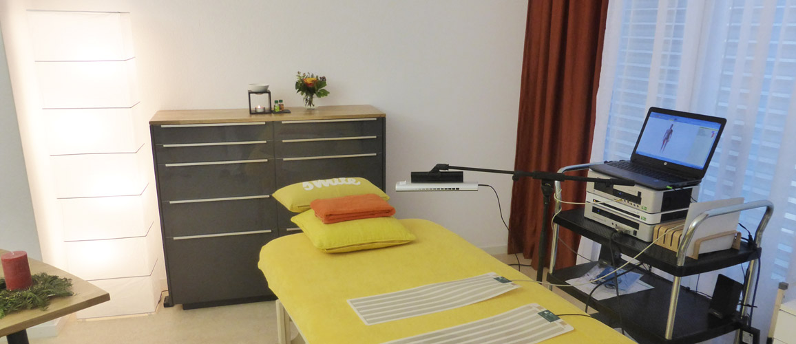 Vitalfeld-Therapie/ Bioresonanz